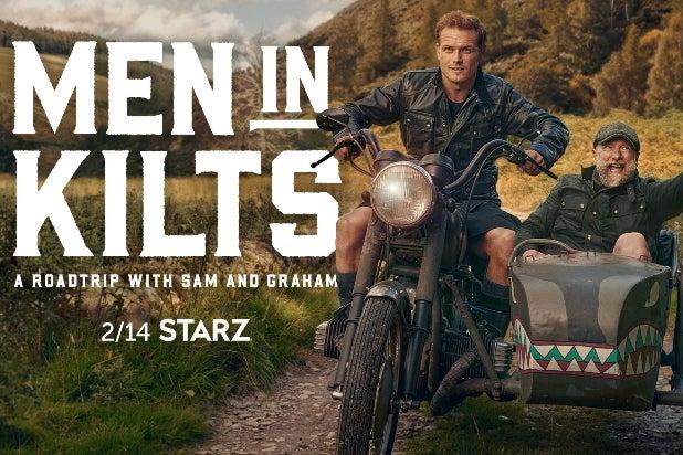 Men In Kilts Trailer