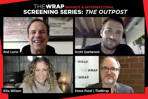 How 'The Outpost' Director Rod Lurie's Military Past Inspired New War Film (Video) thumbnail