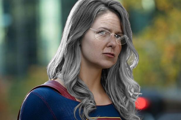 Old Supergirl