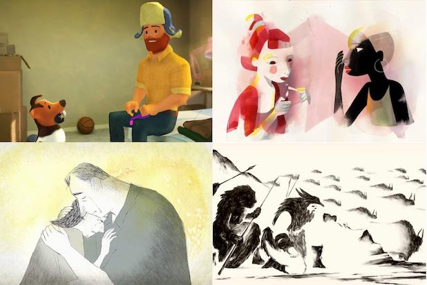 Animated Shorts Oscars 2020