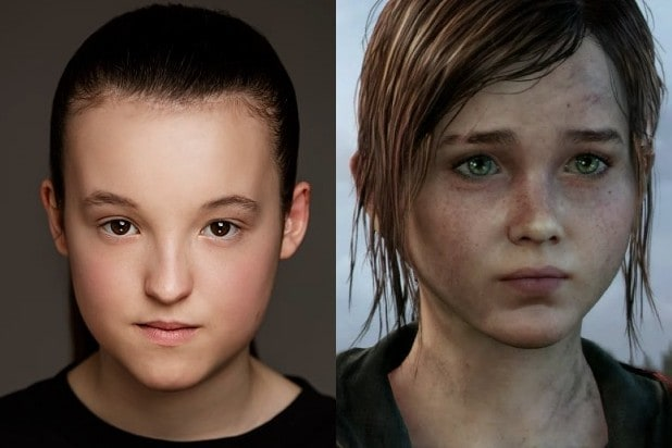 Bella Ramsey Game of Thrones The Last of Us