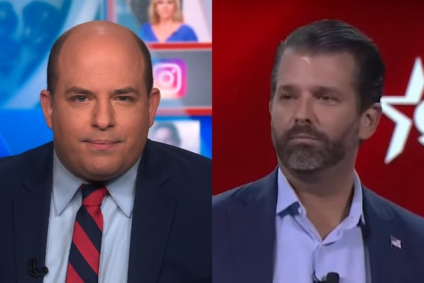 Donald Trump Jr Compares CNN's Brian Stelter to Potato Head – But He Isn't Fazed: 'Just More BS Fuel'.jpg