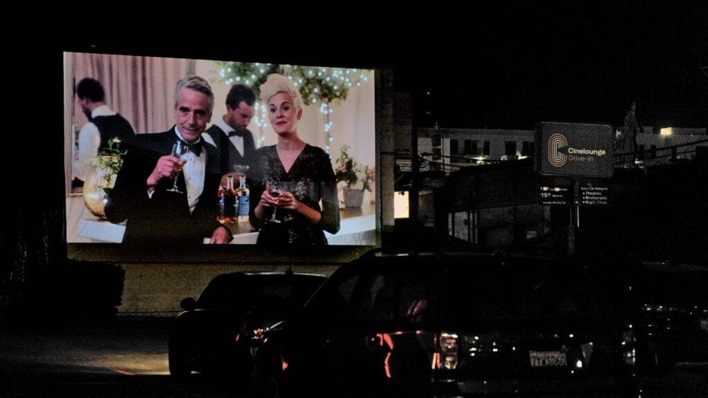 Cinelounge Drive-in