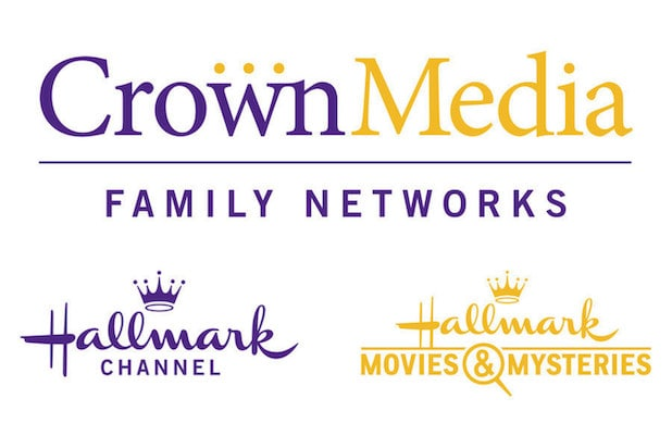Crown Media Family Networks Hallmark Channel Logo