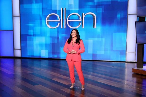 Demi Lovato Ellen