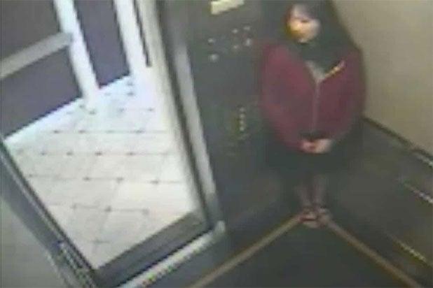 Elisa Lam Cecil Elevator video