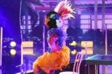 Exotic Bird Masked Dancer Jordin Sparks