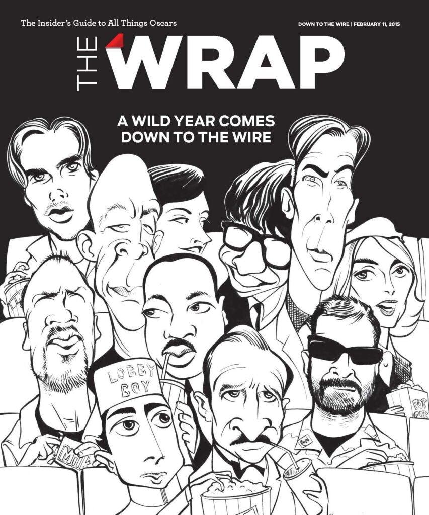 Feb 2015 Down to the Wire OscarWrap