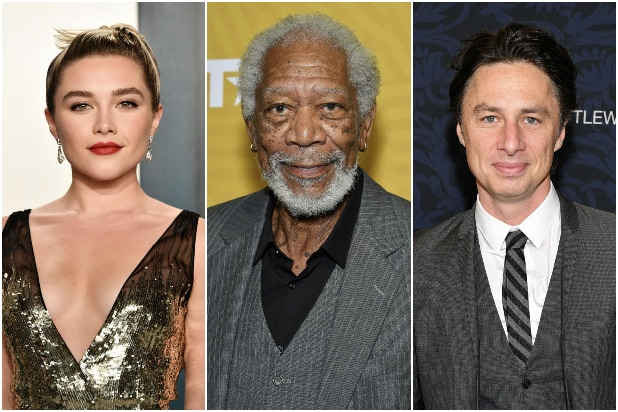 Florence Pugh and Morgan Freeman to Star in 'A Good Person' For Zach Braff.jpg