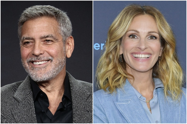 George Clooeny Julia Roberts Ticket to Paradise