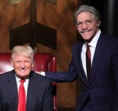 Geraldo Rivera Donald Trump