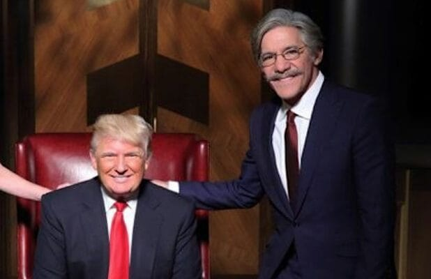 Geraldo Rivera Donald Trump