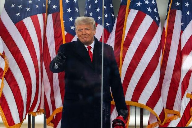 Trump rally on Jan. 6