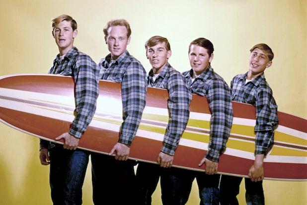 The Beach Boys Surfboard 1962