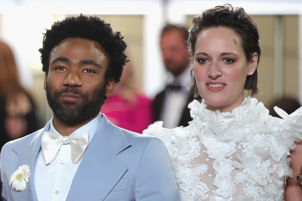 Donald Glover and Phoebe Waller-Bridge to Star in 'Mr and Mrs Smith' TV Series for Amazon.jpg