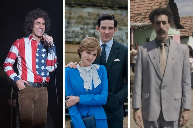 Golden Globe Predictions: How Much Are Sacha Baron Cohen and 'The Crown' Going to Win, Anyway?.jpg