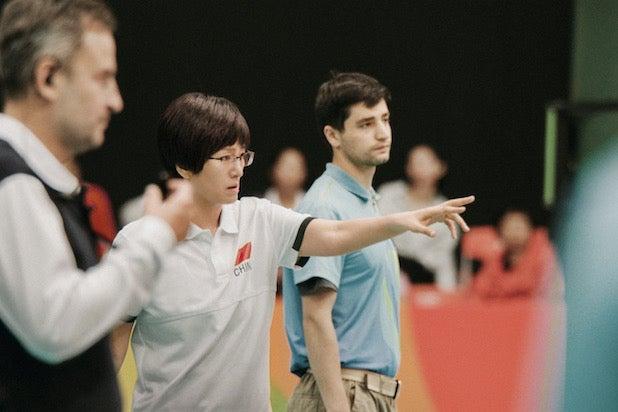 Gong Li Leap