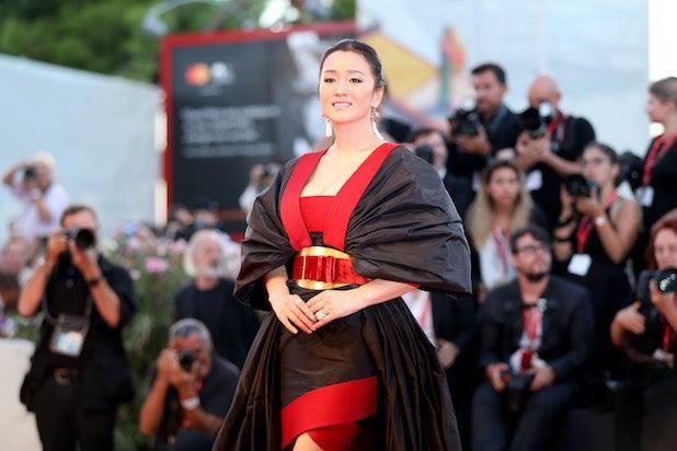 Gong Li Venice Film Festival