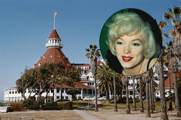 Hotel del Coronado Marilyn Monroe
