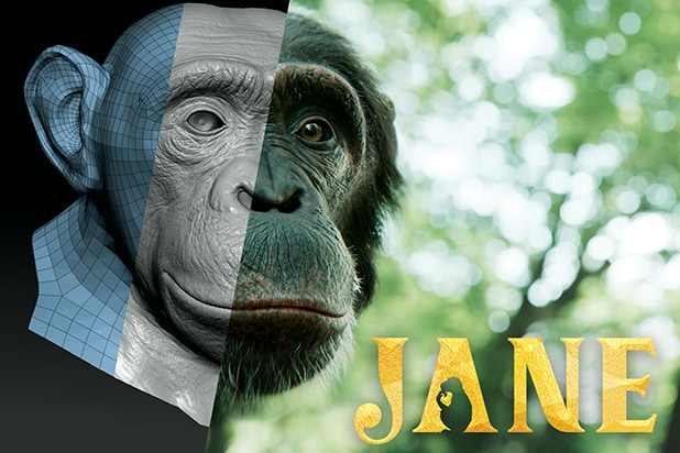 Jane Jane Goodall Apple TV+