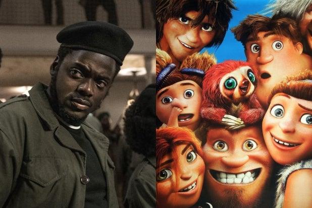 Judas and the Black Messiah Croods 2