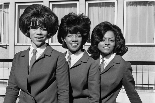 Mary Wilson and The Supremes