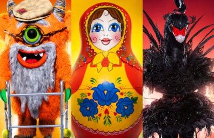 Masked Singer Season 5 costumes