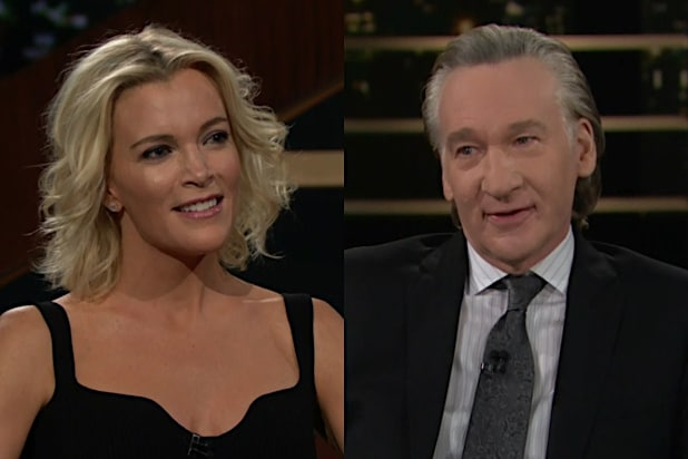 Bill Maher, Megyn Kelly Torched for 'Deciding What's Best for Children of Black Americans' (Video).jpg