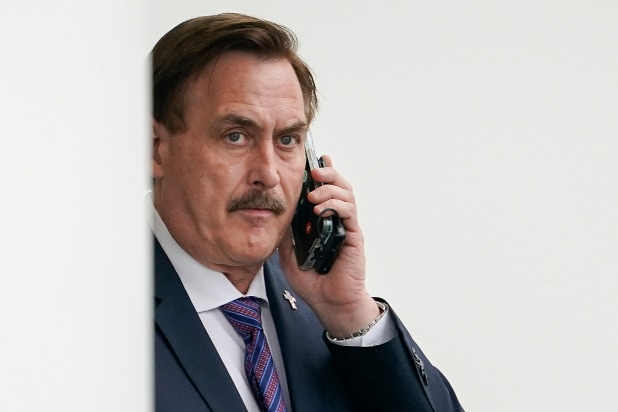Mike LIndell My Pillow