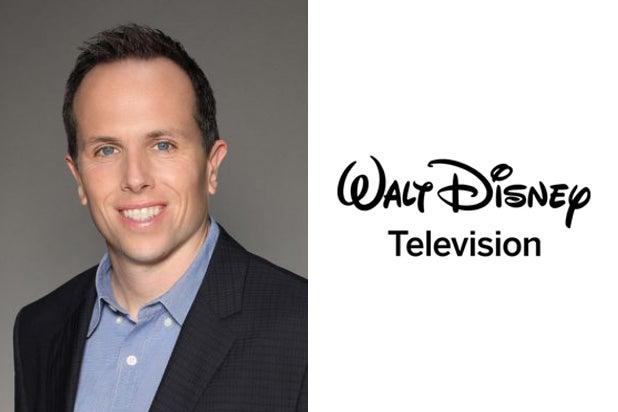 Rob Mills Disney