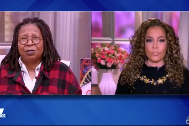 'The View' Hosts Hit on Modern GOP's 'Identity Crisis' as Party of 'Trump Worshipers' (Video).jpg