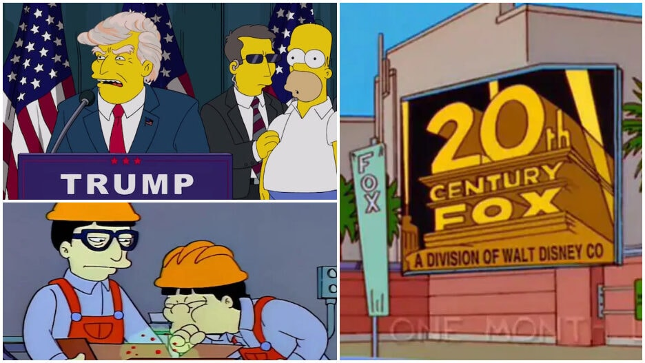 Simpsons predications came truth gallery