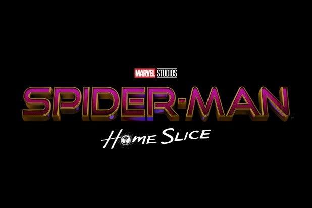 Spider-Man 3 Fake Title Home Slice