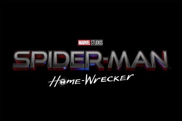 Spider-Man 3 Fake Title Home-Wrecker