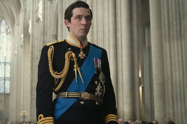 The Crown Josh O'Connor