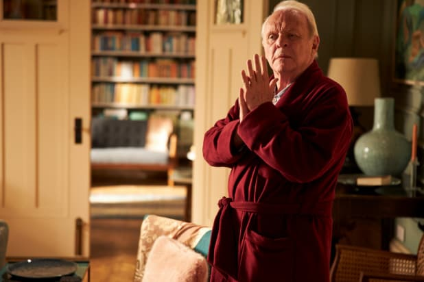 The Father' Film Review: Anthony Hopkins Masterfully Captures a Descent  into Dementia