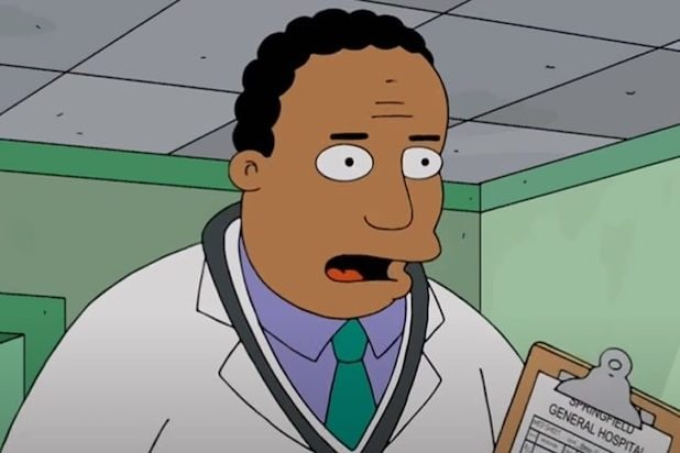 The Simpsons Dr Hibbert
