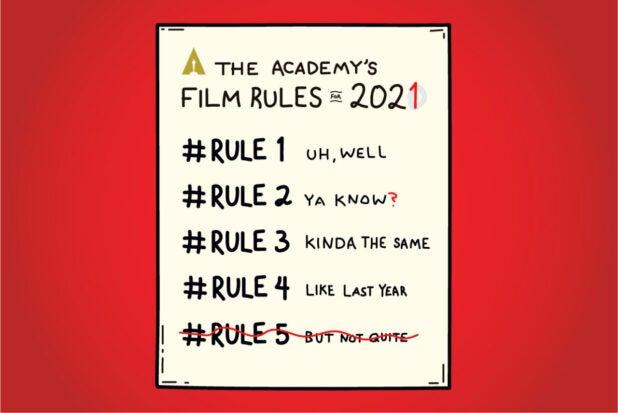 Oscars 2020 rules