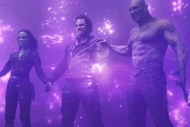 WandaVision Guardians of the Galaxy Power Infinity Stone
