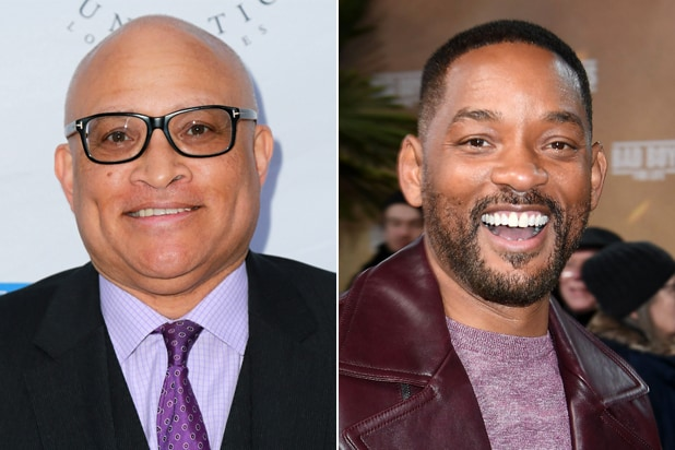 Will Smith Larry Wilmore