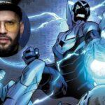 Angel Manuel Soto Blue Beetle latino superhero