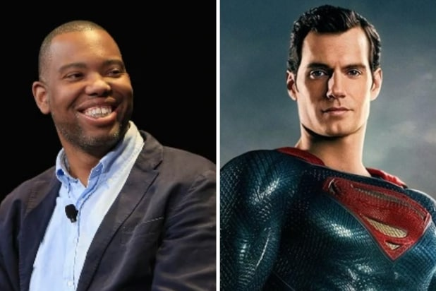 Ta-Nehisi Coates to Write New 'Superman' Film for DC And Warner Bros.jpg