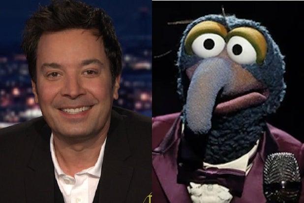 fallon muppet show
