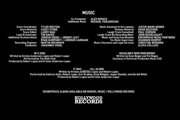 wandavision credits
