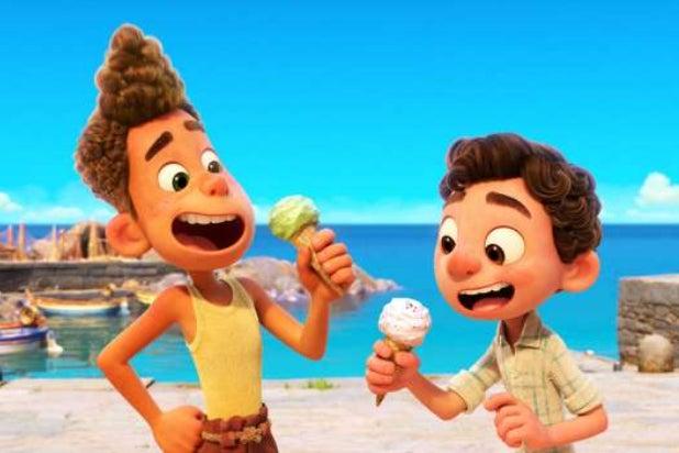 'Luca' Teaser: Jacob Tremblay Befriends a Shapeshifting Sea Monster in Pixar's Latest (Video).jpg