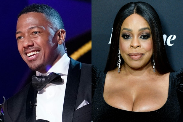 Niecy Nash To Guest Host Masked Singer Nick Cannon Tests Positive