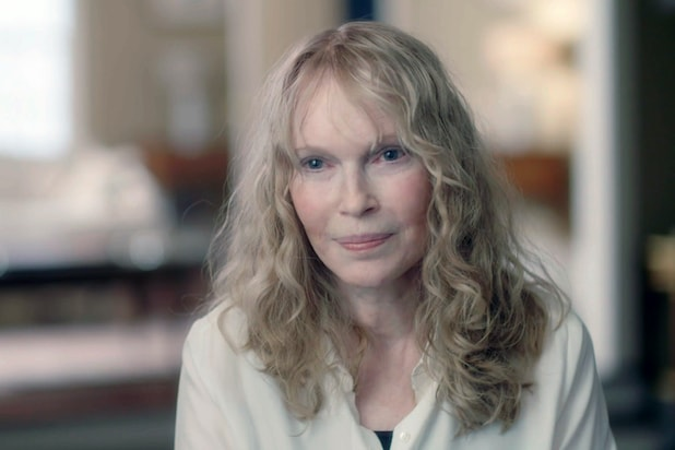 Mia Farrow in 'Allen v. Farrow'