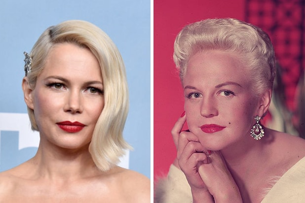 michelle williams peggy lee