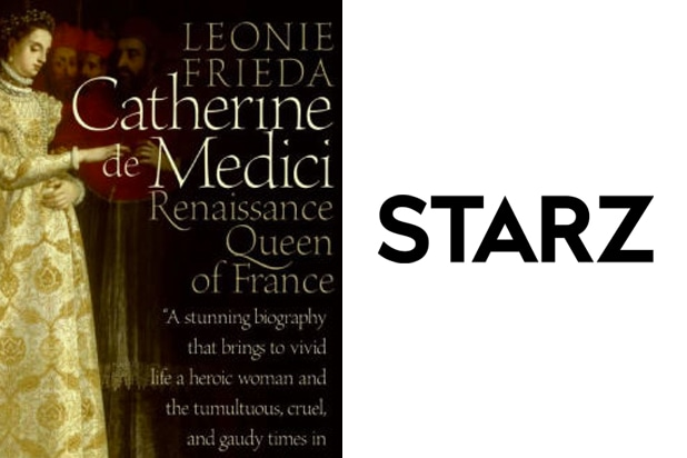 Starz Orders Catherine de Medici Drama 'The Serpent Queen'.jpg