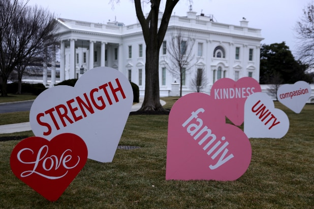white house valentines day 2021